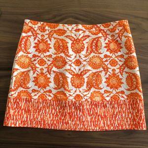 MICHAEL Michael Kors bright patterned skirt